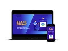 """Vedi il mio progetto @Behance: """"Black Friday Landing"""" https://www.behance.net/gallery/59175429/Black-Friday-Landing"""