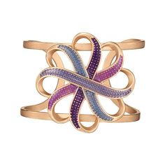 Purple Peace Infinity Power Cuff  Respect your beauty. Wear a lipstick that gives a voice to those who suffer in silence or a butterfly pendant that can help create the path to freedom.  Avon will donate 20% of net profits from domestic violence fundraising products—up to $500,000—to the Avon Foundation for Women to support Speak Out Against Domestic Violence programs across the U.S.  Avon Beauty Boss shirlean walker #domestic #awareness #purple #power #cuff