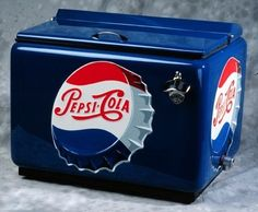 vintage pepsi coolers for sale Vintage Coca Cola, Clock Vintage, Vintage Menu, Diet Pepsi, Pepsi Cola, Pepsi Man, Soda Machines, Vending Machines, Vintage Cooler