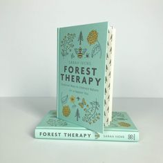 Forest Therapy: Seasonal Ways to Embrace Nature for a Happier You I Love Books, Good Books, Books To Buy, Books To Read, My Books, Book Club Books, Book Aesthetic, Reading Material, What To Read