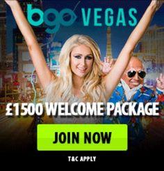 bgo vegas  casino review and bonuses