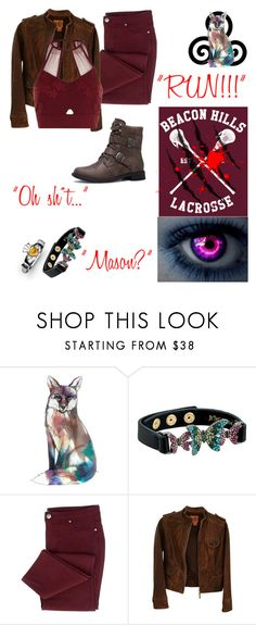 """Effie, Charity Game"" by lacysilver-wolf ❤ liked on Polyvore featuring Imagination Illustrated, Betsey Johnson, Tory Burch and River Island"