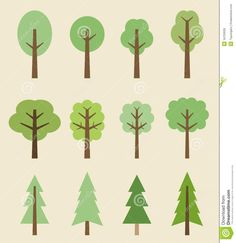 icon trees - Google Search