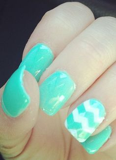 My new nails that I'm getting done