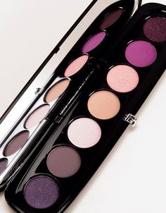 I love the purple in this pallette  it is perfect for green or brown eyes