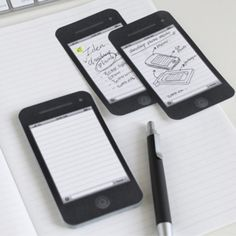 iPhone Sticky Note... I kind of want...