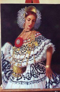 Una Belleza! Pintor Luis Córdoba  Pintor panameño
