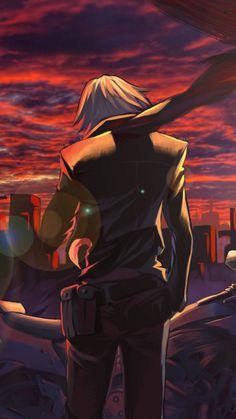 Hei Darker Than Black Anime Boy 720x1280 Wallpaper Anime