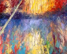 Painting, Abstract Artwork, Art, Abstract, Poster