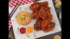 YouTube Tandoori Chicken, Ethnic Recipes, Food, Youtube, Essen, Meals, Yemek, Youtubers, Eten