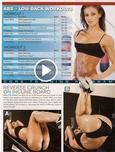 fitness workout program