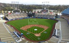 A fight broke out between fans at Dodger Stadium, sending one person to the hospital in critical condition.