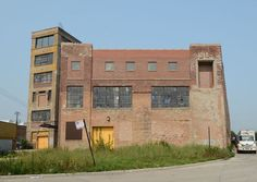 Peck And Hills Furniture Company Warehouse In Central Chicago, Illinois.