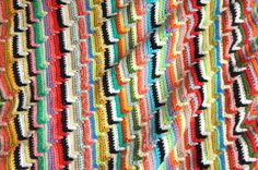 Lil L pattern - must find this. Great for all your leftover yarns. :)
