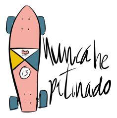 Patín. tonipalanca #design #illustration #ilustracion #diseñografico #graphicdesign #tonipalanca