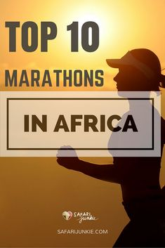 top 10 (safari) marathons and running events in Africa. Looking to run with big Its possible:) Safari Adventure, Adventure Travel, Volunteer In Africa, All About Africa, Africa Destinations, Adventure Novels, Running Race, Racing Events, African Countries