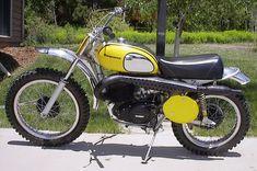 1975 husqvarna cr gp 250 | Husqvarna RT250 1973
