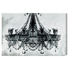 Dramatic Entrance Canvas Print, Oliver Gal - Top Wall Art of 2014 on Joss & Main