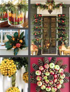 Williamsburg Christmas Decorations   Monday, December 12, 2011