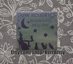 Paw Reading, Witch Sign