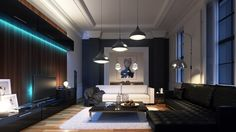 Vray & 3ds Max Night Interior Making of (Part 1 – Vray Lighting) | Aleso3d | Just Premium Content – Vray Tutorials, 3ds Max, Free 3d Models, Textures, Photoshop, Zbrush and free stuff | 3d tutorials