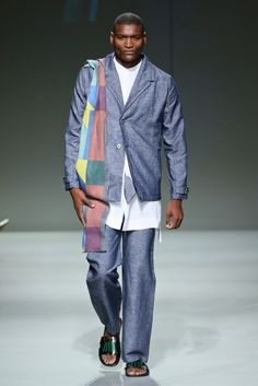 Amanda Laird Cherry Spring Summer 2015 Primavera Verano South Africa Fashion Week #Trends #tendencias #Moda Hombre   SDR