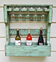 rangement vin en palette - Recherche Google