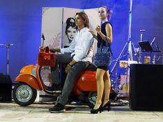 La Vespa 50 Special - Cordini Rita by Ilaria RIcci fashion show - SS 2015