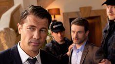 Verbotene Liebe Ansgar & Sebastian Diamond Earrings, Movies, View Tv, Forbidden Love, Actors, Diamond Drop Earrings