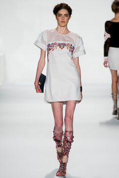 Rebecca Minkoff Spring 2014 Ready-to-Wear