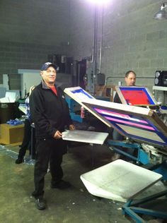 I'm Kevin Andes owner of SignKrafters located at 231 Old Philadelphia Pike in Douglassville. We screenprint clothing, custom signs, vehicle wraps ,banners, and other services. Please check out our website at www.signkrafters.com