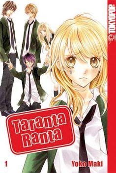 Mangá: Taranta Ranta - Para quem frequenta o blog sabe que eu sou fã da manga-ká Maki Yoko e de que quando gosto de um mangá procuro saber um pouco mais sobre seu autor e ler outras obras do mesmo. Bom obviamente isso não significa que eu sempre gosto de todos as obras da manga-ká. #mangá #tarantaranta #makiyouko #shoujo