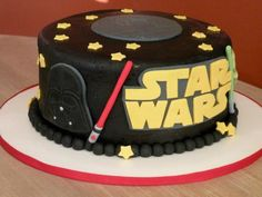 Star Wars Cake from The Cake Chick