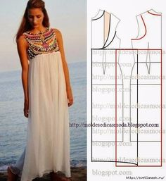 Sew the Look: This maxi dress pattern is perfect for all kinds of ...
