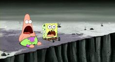 but I wanna start using the spongebob one too.