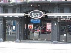 Dice Bar & Club Croydon London, England, Dice, Club, Bar, Cubes, English, British, United Kingdom