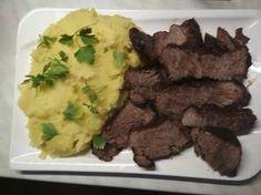 Finom marhasült vadasmártással Beef, Recipes, Food, Meal, Food Recipes, Essen, Rezepte, Hoods, Ox
