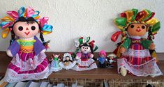 Como hacer una muñeca de trapo mexicana - Imagui