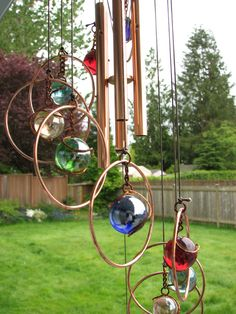 Pipe Wind Chimes