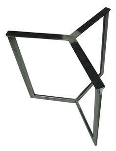 Carbon Steel Tri-leg Base by MezaModernDesigns on Etsy