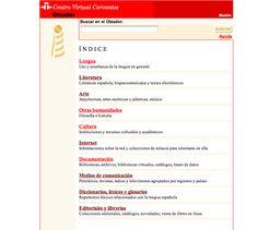 Medios de comunicación en español agrupados por regiones y países.  Es el lugar perfecto para tener información variada sobre lo que pasa en los diferentes países hispanohablantes. En http://cvc.cervantes.es/oteador/default.asp?l=2&id_rama=156&ct=