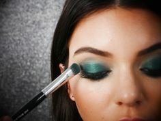 Metallishadow Crème + Powder in AquaNova #beautyattitudes