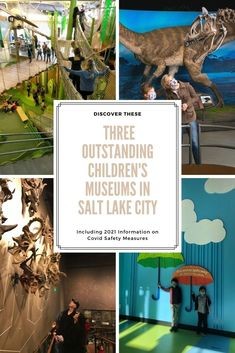 Are you looking to venture out with the kiddos this weekend or planning a staycation for Spring Break? Perhaps you have friends or family headed to Utah, looking for suggestions to fill their itinerary? Well, there's so much to see and do in and around Salt Lake City that you won't be left without options. One family friendly and hands-on option I'd suggest is to visit a museum. Here are 3 outstanding children's museums in Salt Lake City that your little ones are bound to enjoy… Us Travel Destinations, Bucket List Destinations, Best Places To Travel, Weekend Trips, Day Trips, Utah Vacation, Family Adventure, What To Pack, Future Travel