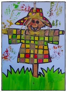 Podzim v 5.C - Základní škola, Znojmo, Mládeže 3 Diy And Crafts, Crafts For Kids, Arts And Crafts, Fall Art Projects, Projects To Try, Autumn Art, Pre School, Preschool Activities, Autumn