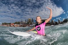 Congratulations to ROXY team rider Stephanie Gilmore on her 2014 ASP World Tour Surfing #ROXYpro Gold Coast win here at Snapper Rocks!   READ More: http://www.roxy.com/progoldcoast