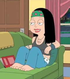 Hayley Smith from American Dad - with totally sick bare feet, ah can't resist Good Morning Usa, America Dad, Fox Tv Shows, Dad Tattoos, Sexy Drawings, Cool Art, Awesome Art, Adult Cartoons, Profile Photo
