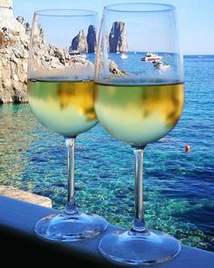 Which photo of Capri Island is your favourite 1 or Congratulations 1 2 Use map_of_europe map_of_Italy Amalfi Coast Italy, Capri Italy, Cocktail Drinks, Alcoholic Drinks, Fancy Drinks, Beverages, Capri Island, Beauty Water, Italian Wine
