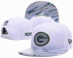 Men s Green Bay Packers New Era White Color Liquid Chrome Logo Rush  On-Field Original Fit Snapback Hat 6a879f20615b
