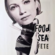Kristen Mallia on Behance #100daysoftype #100daychallenge #type #typography #handmade #illustration #script #words #lettering #vintage #antique #paper #magazine #fashion #fashionista #couture #style #face #model #beauty #art #design #graphicdesign #collage #food #fete #sea #see #inspiration #blackandwhite