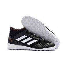 814d0fa88c0c Discount Adidas Predator Tango 18.3 IC Football Boots Black White